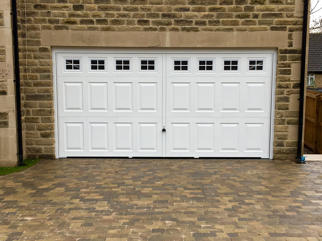 garage door installed whirlow sheffield