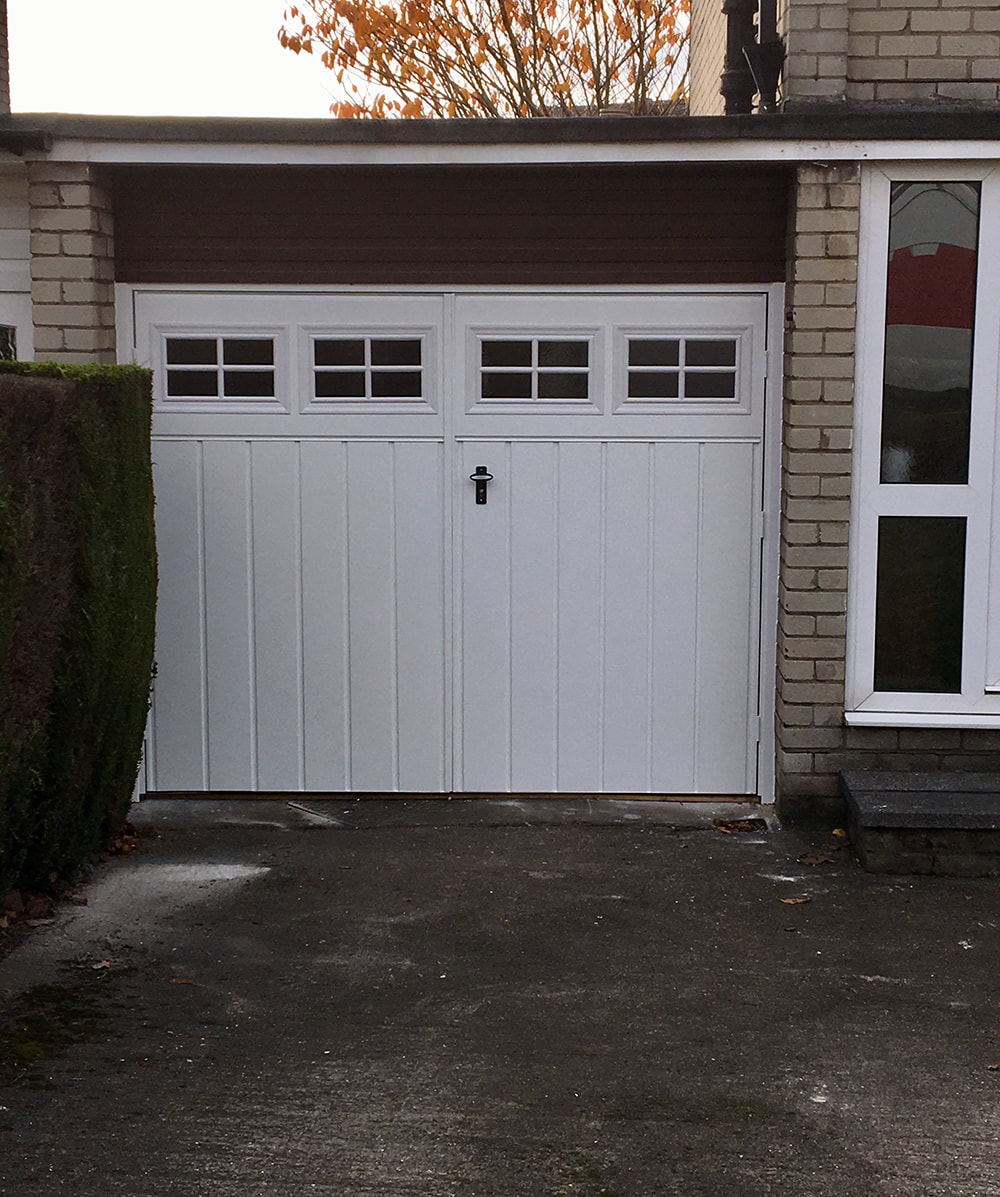 Garage Door Supplied and Fitted in Sheffield : sheffield doors - pezcame.com