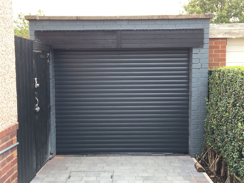 Inuslated Garage Doors Installed To 2 Homes Sheffield